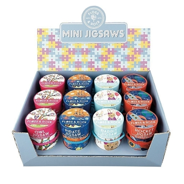 Mini Jigsaw - 25 Piece