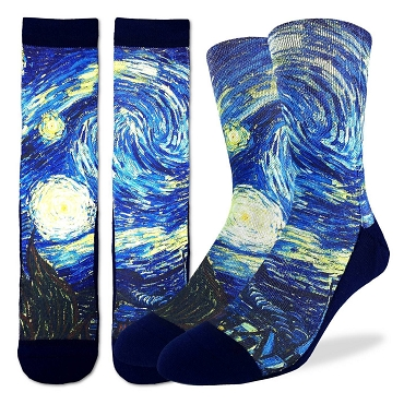 The Starry Night Men's 8-13