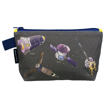 Flight Bag Pencil Case