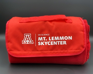 MLSC Logo Blanket Roll-up