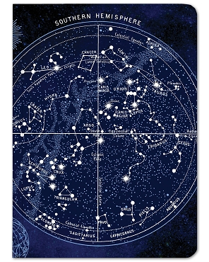 Constellations Softcover - Lined 112 Pages