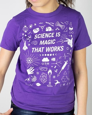 Science Is Magic Youth Tee