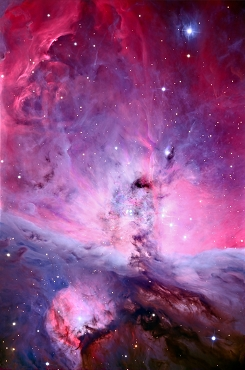 M42 The Orion Nebula - Astrophotography Print