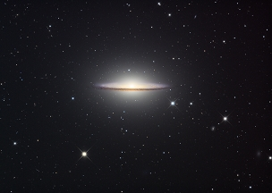 M104 The Sombrero Galaxy - Astrophotography Print