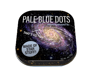 Pale Blue Dots - Mints
